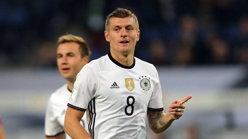 """Toni Kroos, en contra de rebajarse el salario: """"Que luego cada uno done su dinero donde quiera"""""""