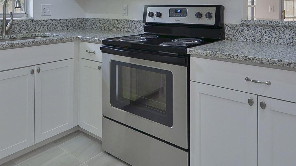 El horno permite cocinar y hacer otras tareas