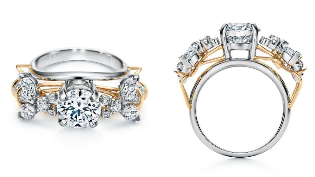 El anillo de Tiffany & Co.