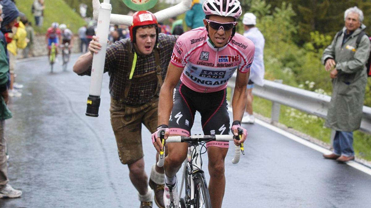 La bici de Contador o la camiseta de Stephen Curry: subastas solidarias del deporte frente al coronavirus