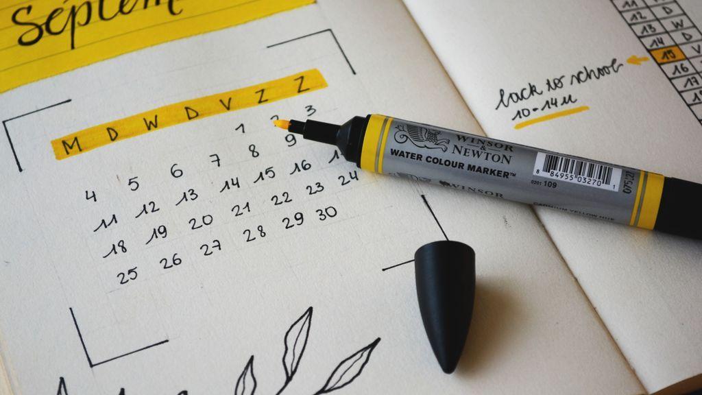 Conócete mejor: te ayudamos a crear tu propio calendario menstrual