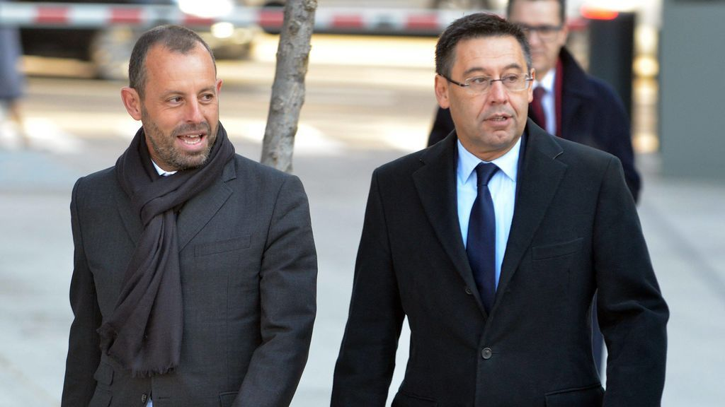 Crisis en el Barcelona: Bartomeu degrada a varios directivos y gana peso gente de confianza de Sandro Rosell a un año de las elecciones