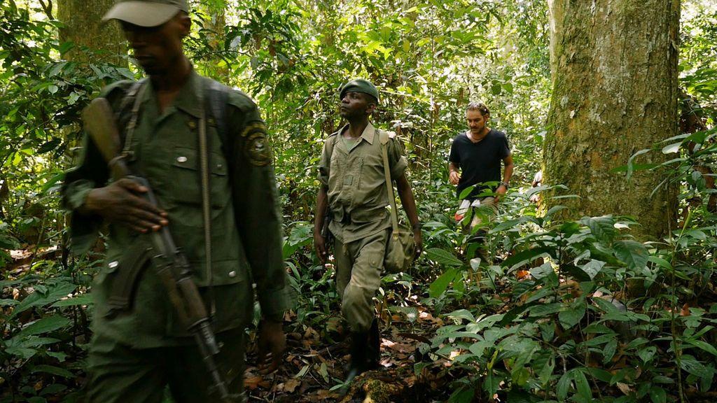 Las primeras dificultades Mzungu. Operación Congo Temporada 1 Programa 3