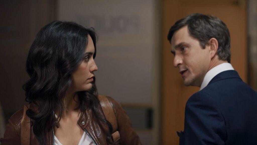 La vida de Candela da un giro radical al chocar con un  empresario italiano en el estreno de 'Lejos de ti'