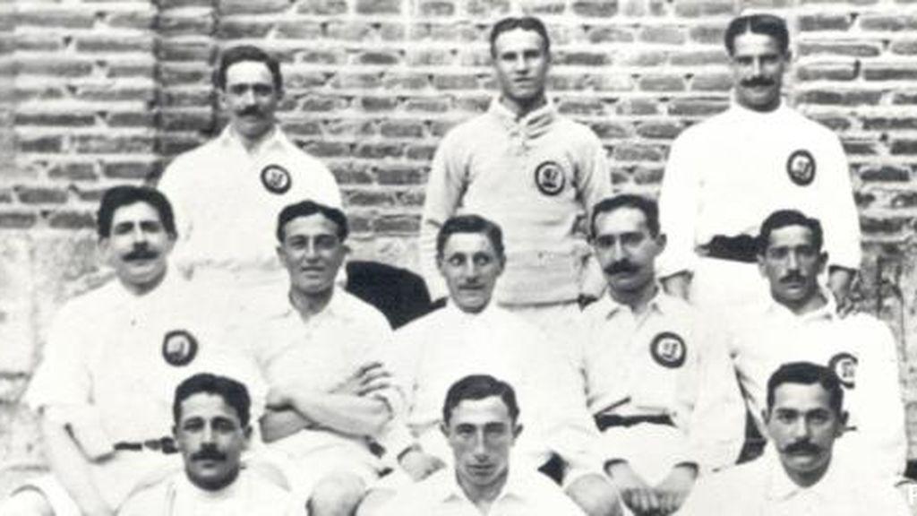 Juan Padrós y Carlos Padrós fundan el Real Madrid
