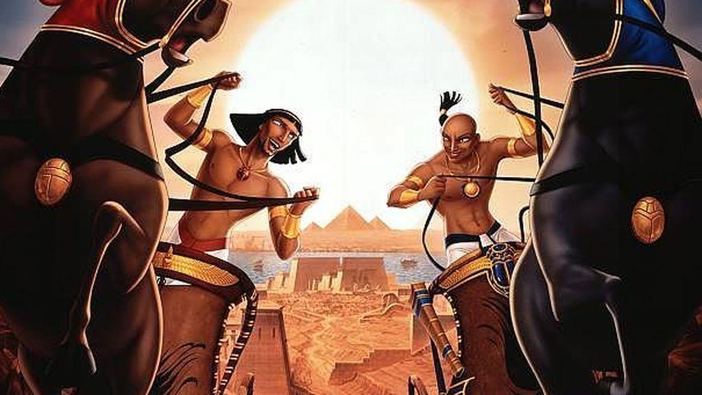 'El príncipe de Egipto'