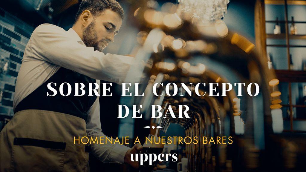 1 Sobre el concepto de bar-min