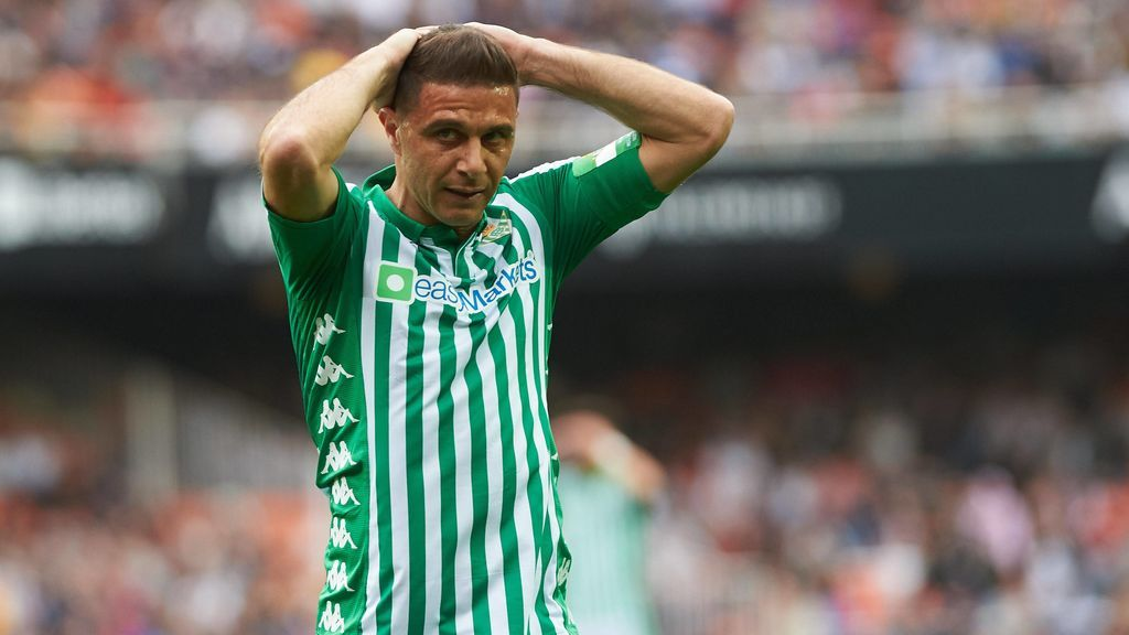 Rubi, Fekir o Carvalho: quiénes tienen que marcharse del Betis a final de temporada