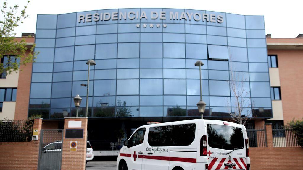 4.260 ancianos fallecidos en las residencias de Madrid por coronavirus en el último mes