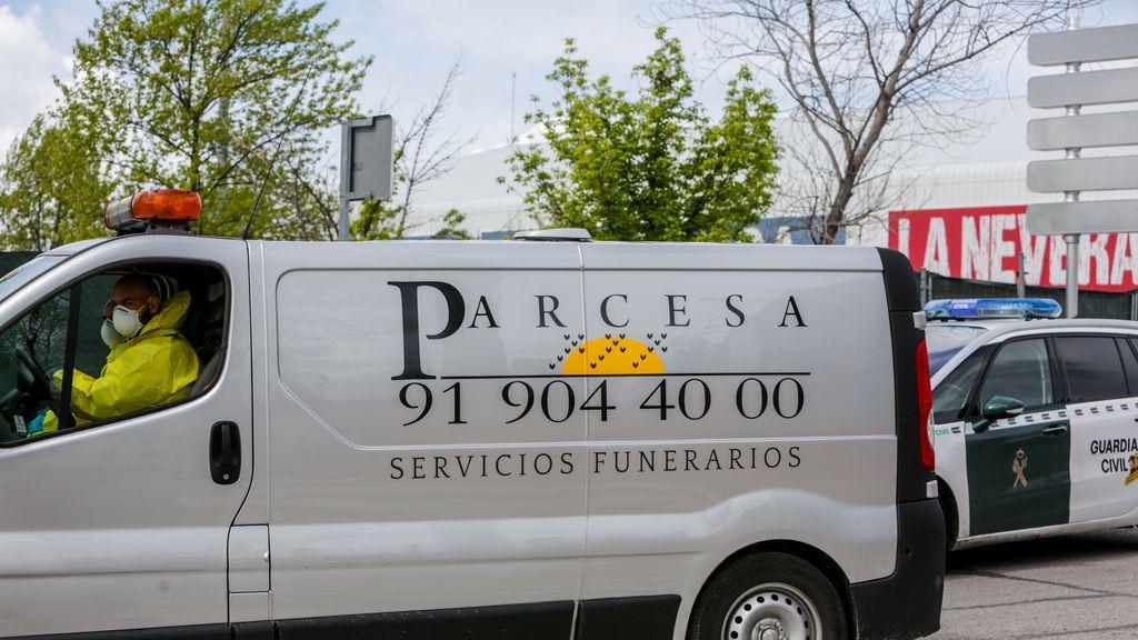Fallecidos en Madrid con coronavirus podrán ser incinerados en Burgos o Ponferrada si la familia lo autoriza