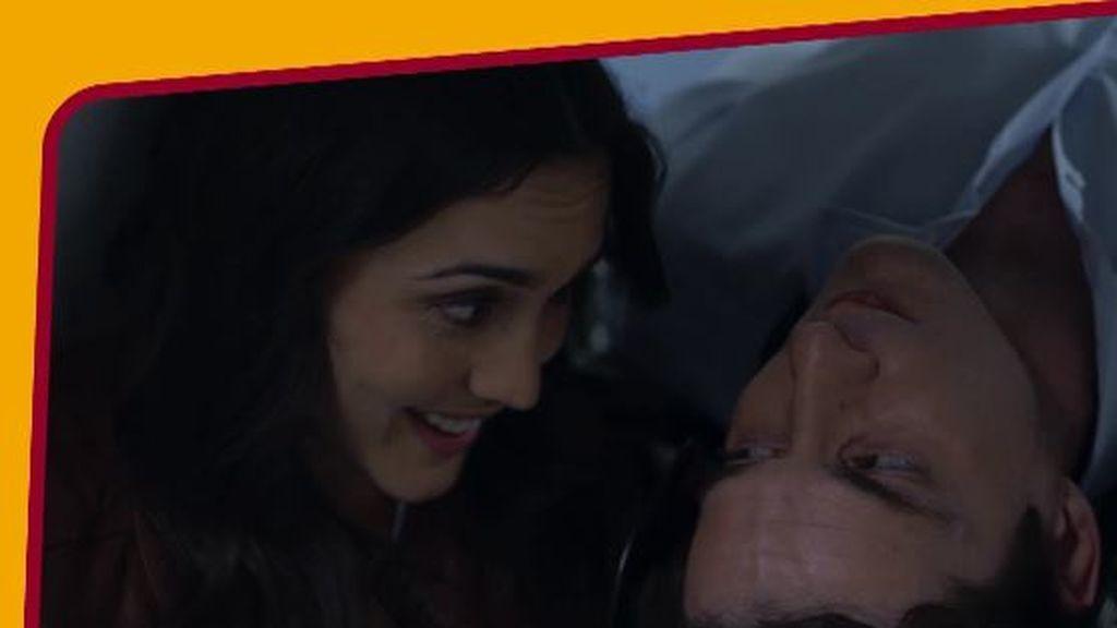 Avance: Candela y Massimo vuelven a encontrarse en el próximo capítulo de 'Lejos de ti'