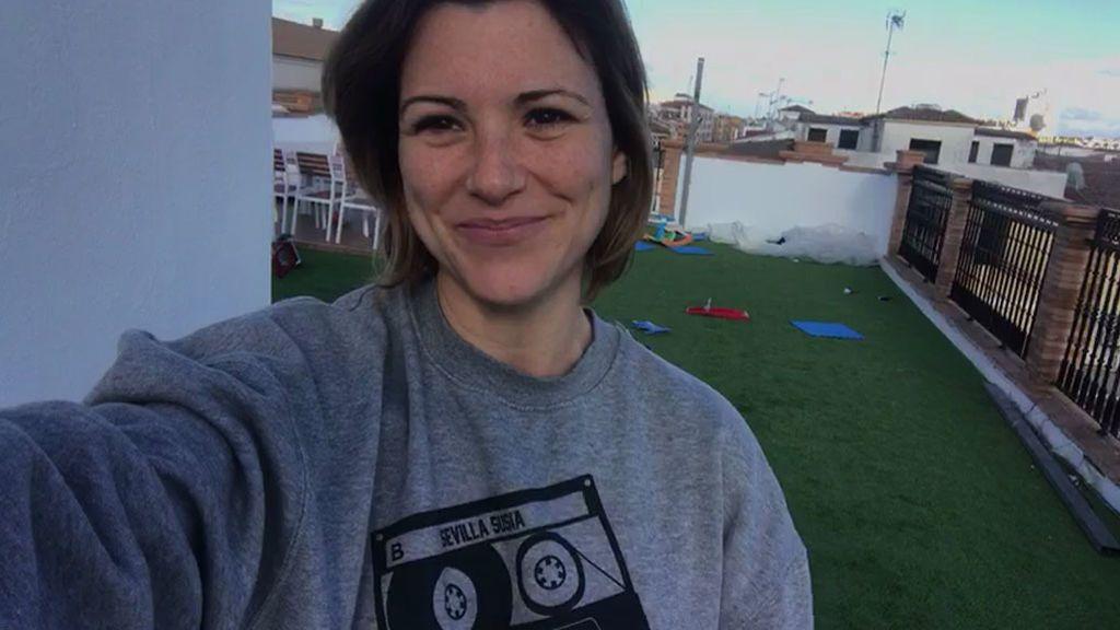 María Jesús Ruiz nos cuenta cómo está viviendo la cuarentena