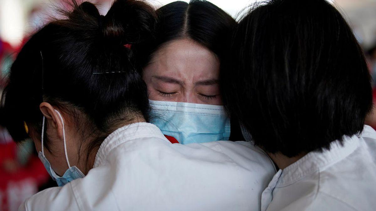 Wuhan, epicentro del coronavirus, celebra el fin del confinamiento tras 11 semanas