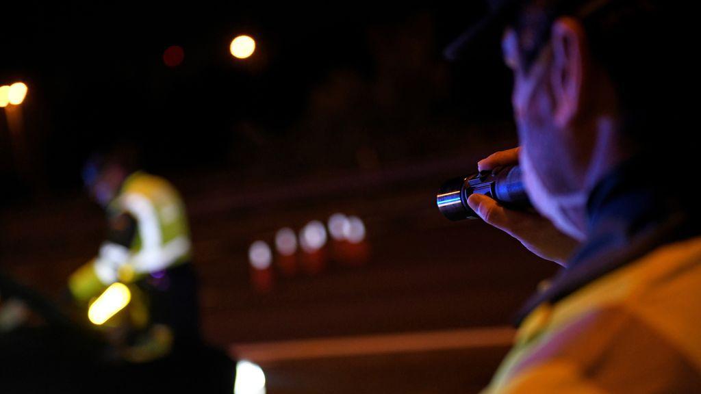 Tres jóvenes mueren en Nacimiento (Almería) tras caer por un barranco el coche en el que viajaban