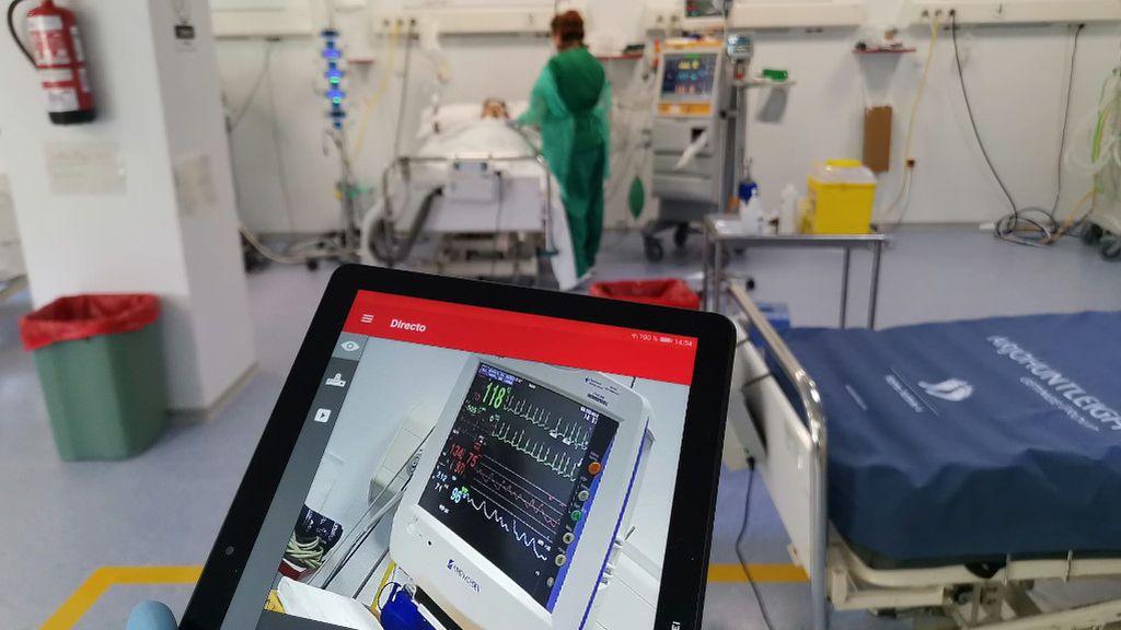 Tablets hospital Alicante