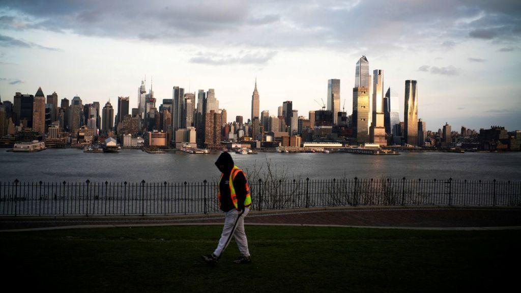 Nueva York supera a España en casos de COVID y se afianza como el gran foco
