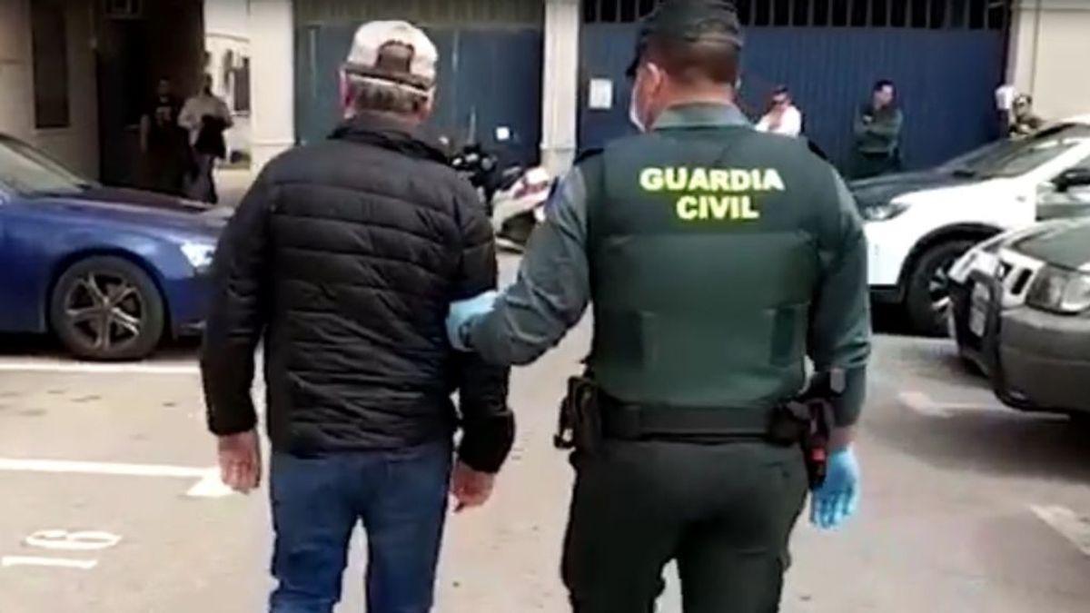 Dos detenidos por presumir en redes sociales de haber viajado de Madrid a Torrevieja y Denia para contagiar el virus