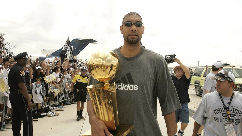 Leyendas de la NBA: San Antonio Spurs