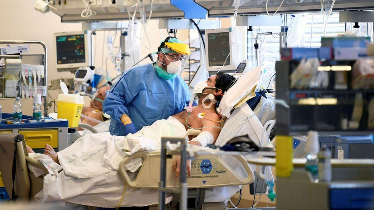talia supera los 140.000 contagios y los 18.000 muertos por coronavirus tras un nuevo repunte de 610 fallecidos