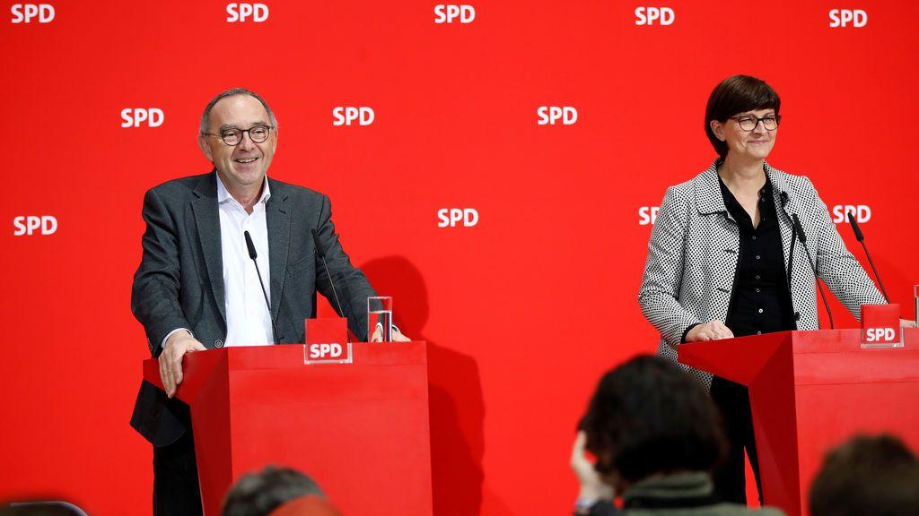El coronavirus 'resucita' a la socialdemocracia alemana más pragmática