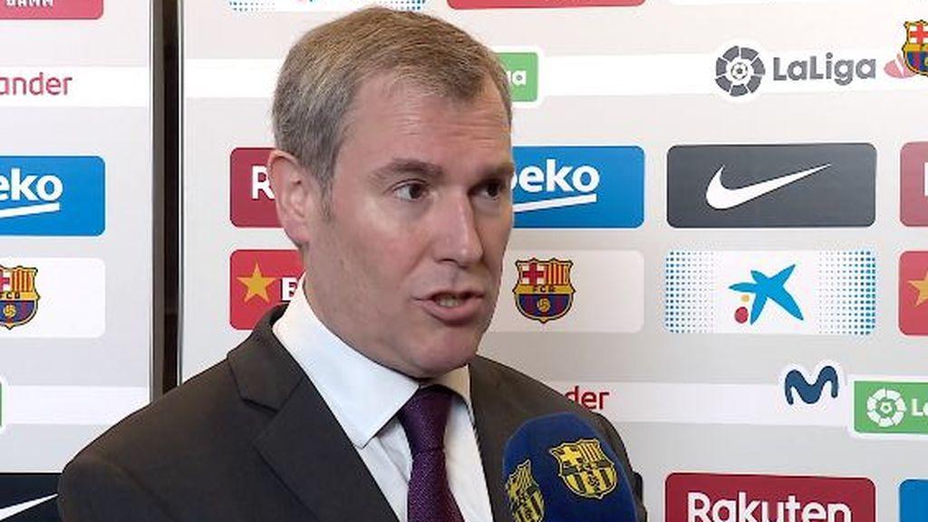 """Rousaud siembra la duda en la directiva del Barça: """"Creo que alguien ha metido la mano en la caja"""""""