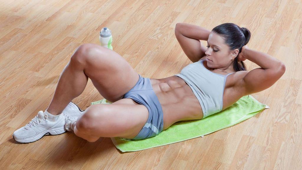 Entrenamiento en casa de 30 minutos para abdominales