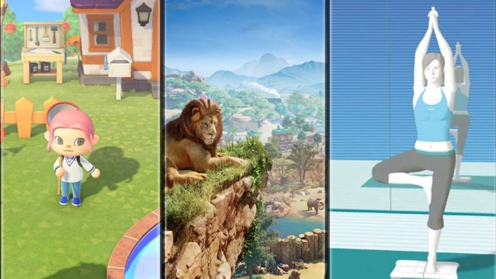Animal Crossing, Planet Zoo y Ring Fit