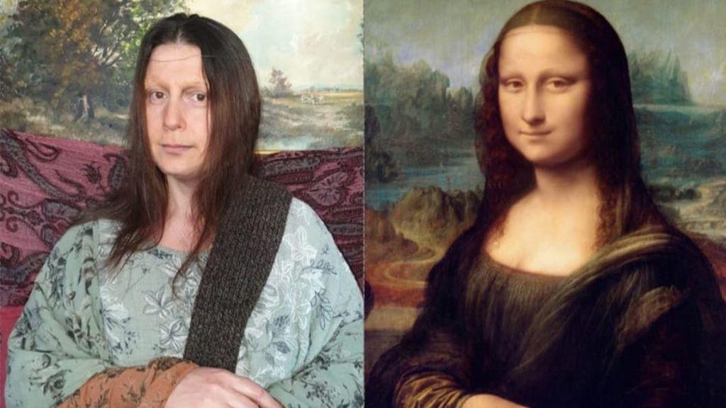 Izoizolyacia, el nuevo reto que arrasa en la Red: superar con arte la cuarentena imitando cuadros