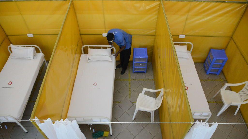 Toda África tiene menos de 5.000 camas de UCI frente a la pandemia del coronavirus