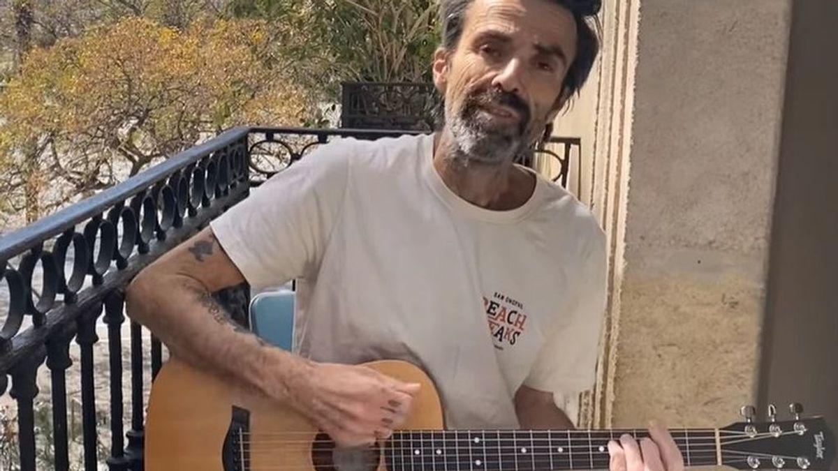 """Pau Donés regresa tras más de un año retirado por un cáncer: """"La música ha vuelto a mi cabeza"""""""