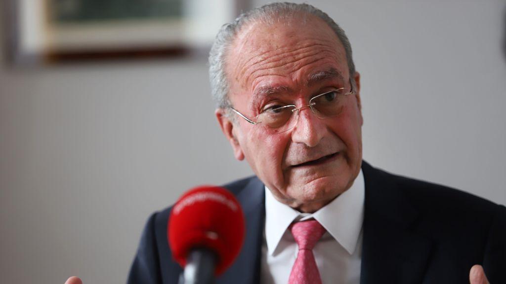 El alcalde de Málaga, Francisco de la Torre, hospitalizado tras sufrir una lesión cerebral