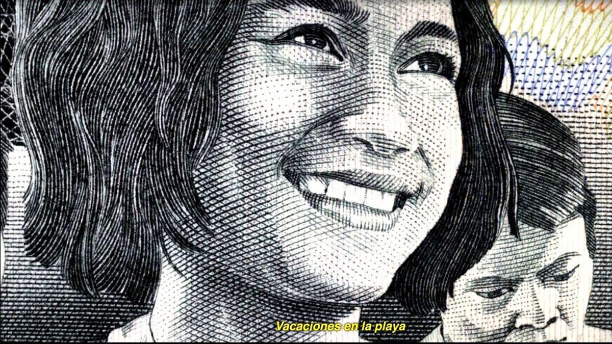 Anuncio de Bankinter: el banco que ve el dinero como tú
