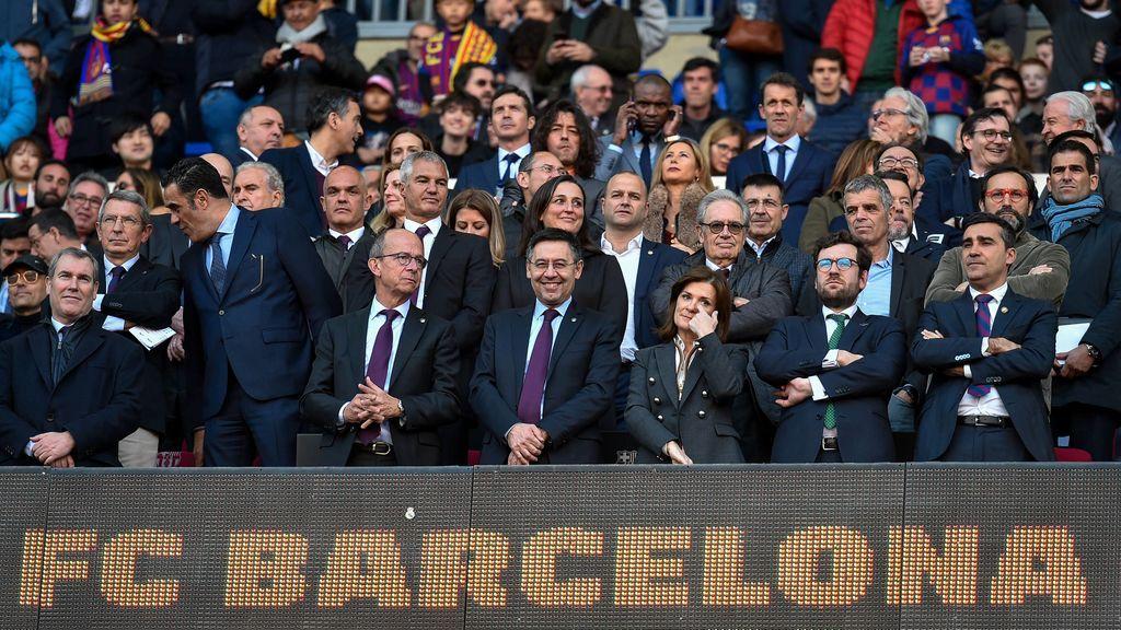 El Barça se defiende de las acusaciones de Rosaud y niega que haya corrupción en el club