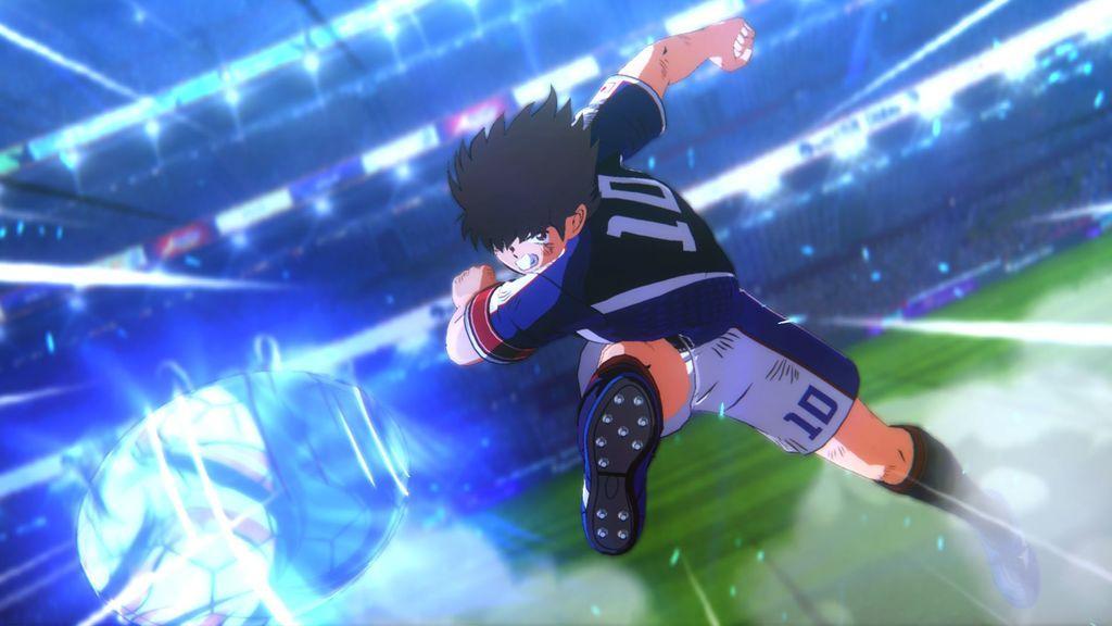 El juego Captain Tsubasa: Rise of New Champions pendiente de fecha de lanzamiento