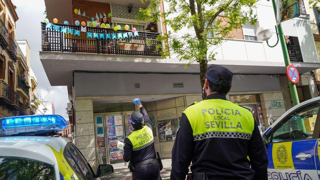 Prohibidas las felicitaciones de cumpleaños por parte de agentes de policía