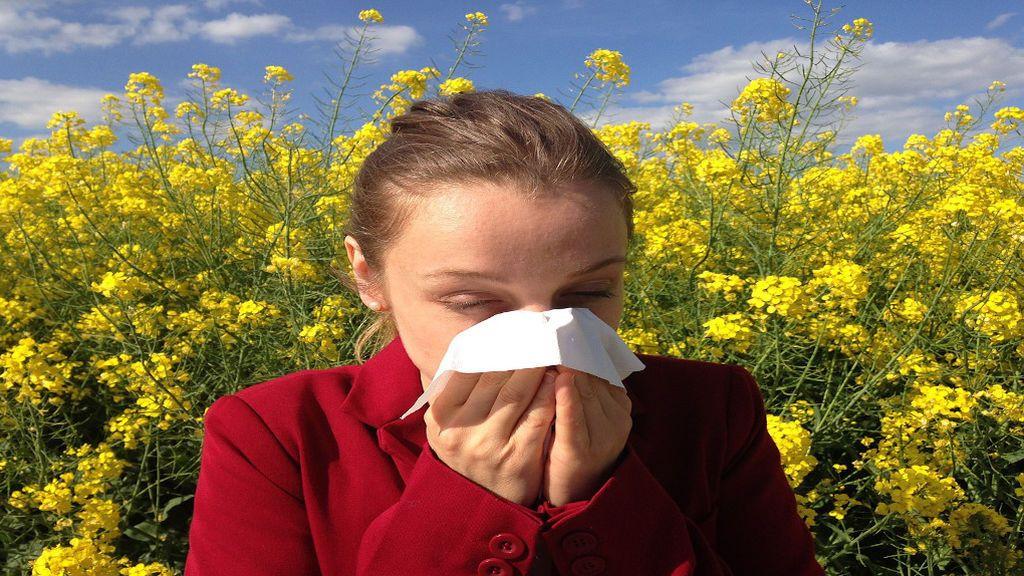 Toda la vida con alergia a las gramíneas ¿me afecta si no salgo a la calle?