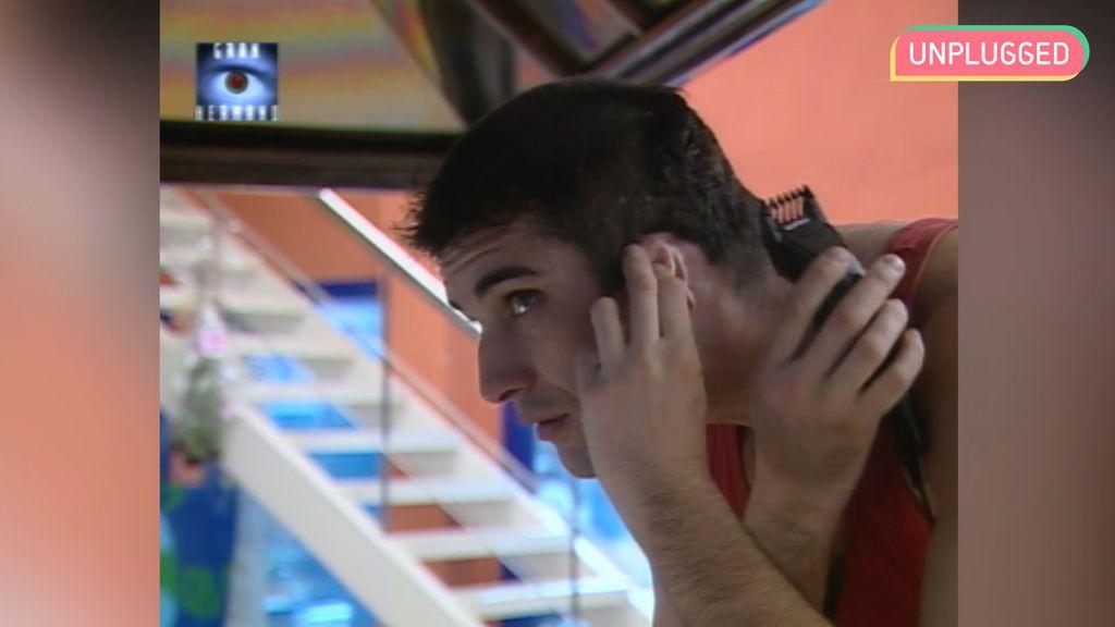 Pedro Oliva en 'GH 4'