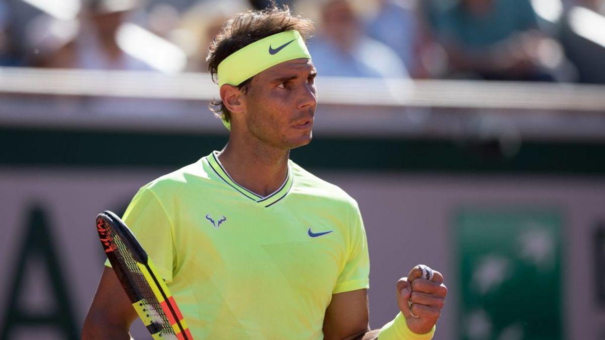 Pagan 20.500 euros por la camiseta de Rafa Nadal en la final de Roland Garros los cuales irán destinados a la lucha contra el Covid-19