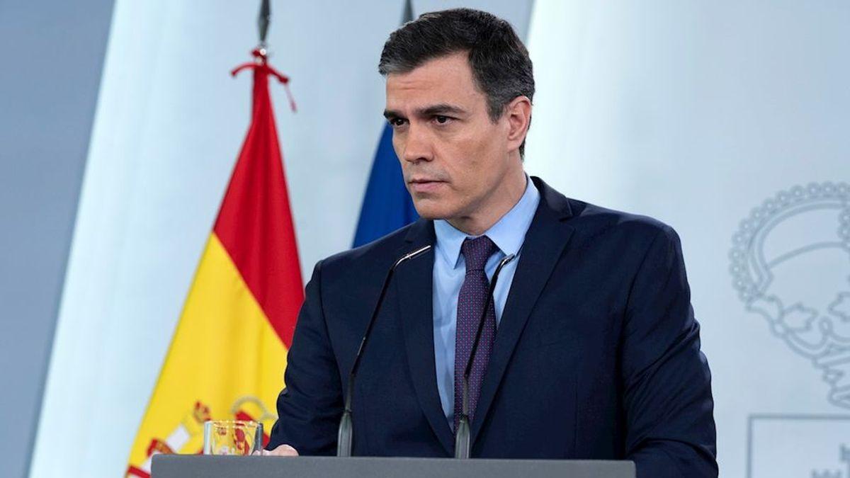 """Sánchez: """"La desescalada comenzará como pronto después de dos semanas"""""""