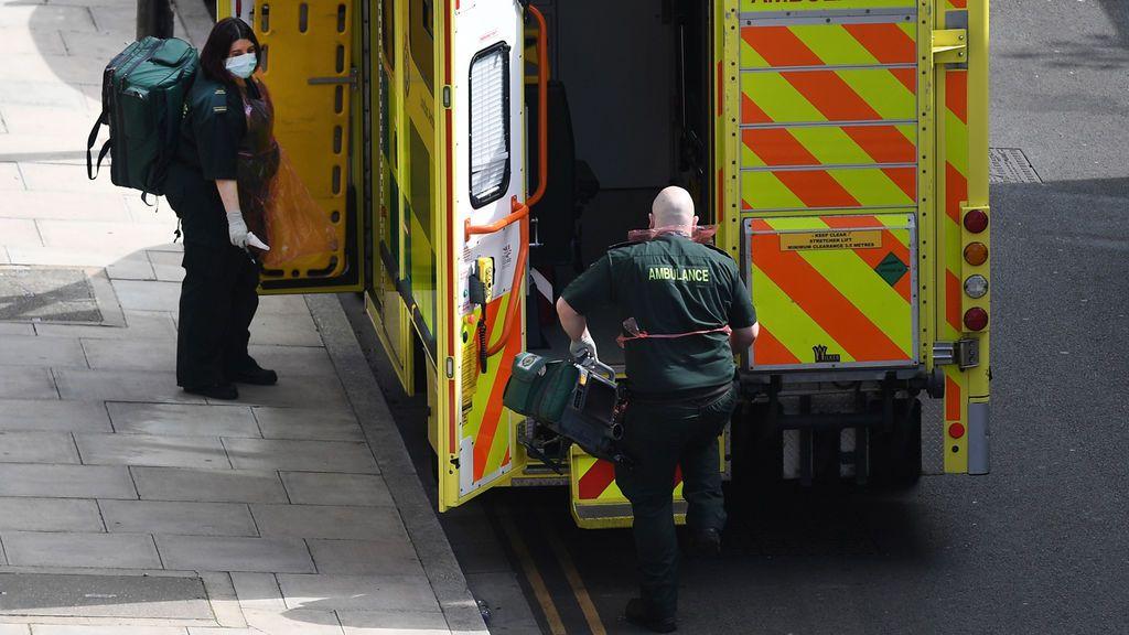 Reino Unido registra 717 muertos y 4.342 nuevos casos de coronavirus en las últimas 24 horas
