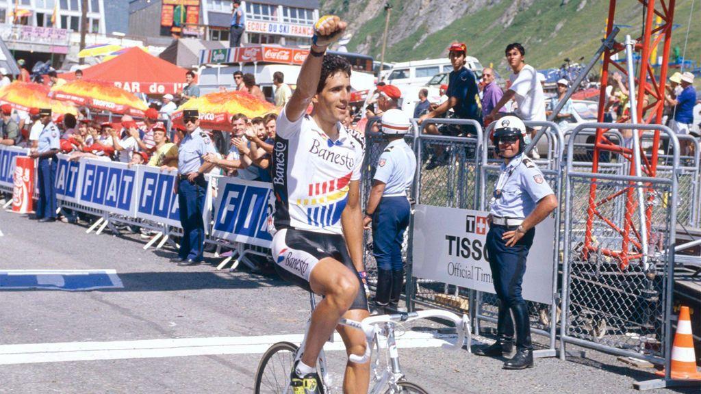 Miguel Indurain, así se forjó la leyenda del ciclismo español