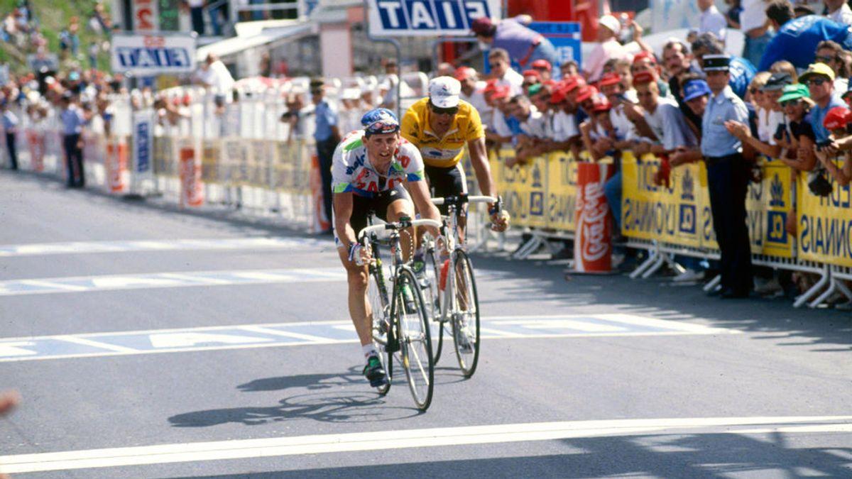 Rominger, el ciclista suizo que entró en el corazón de España