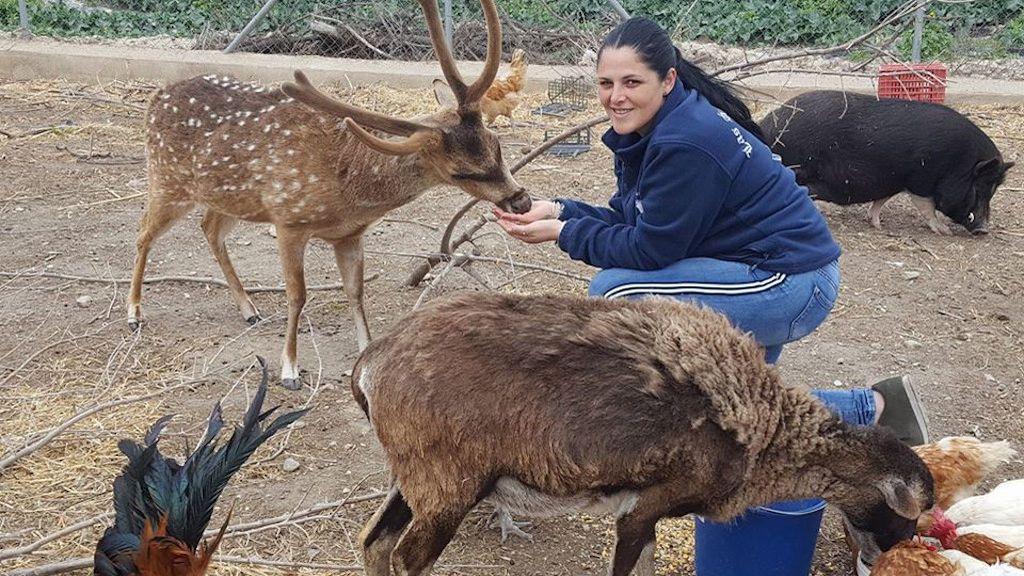 300 animales de un centro de conservación de la naturaleza de Murcia se quedan sin comida