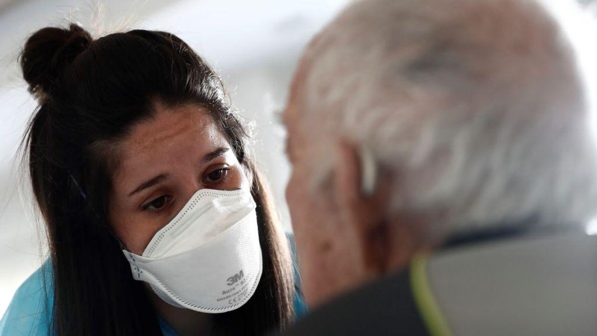 Madrid aisla en hoteles a ancianos de residencias que han dado negativo en coronavirus
