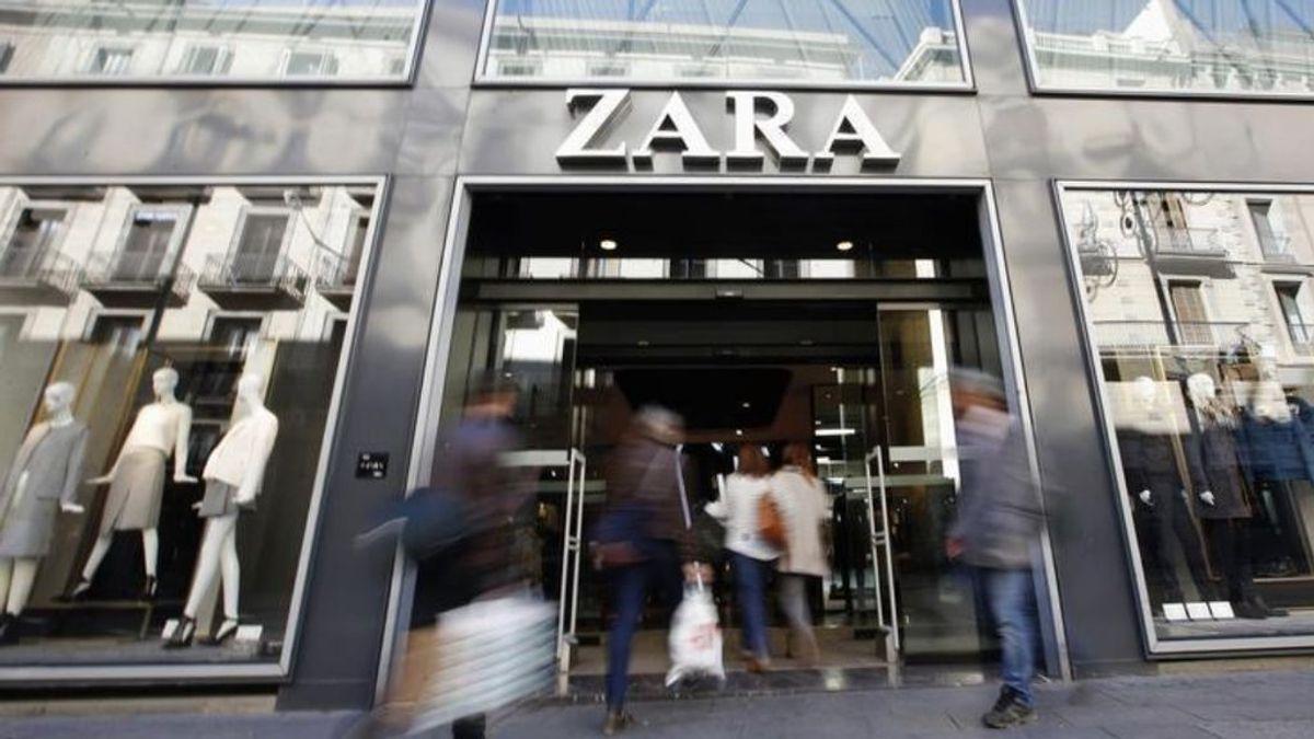 Zara hará un ERTE para los 25.000 empleados que tiene en sus 1.500 tiendas