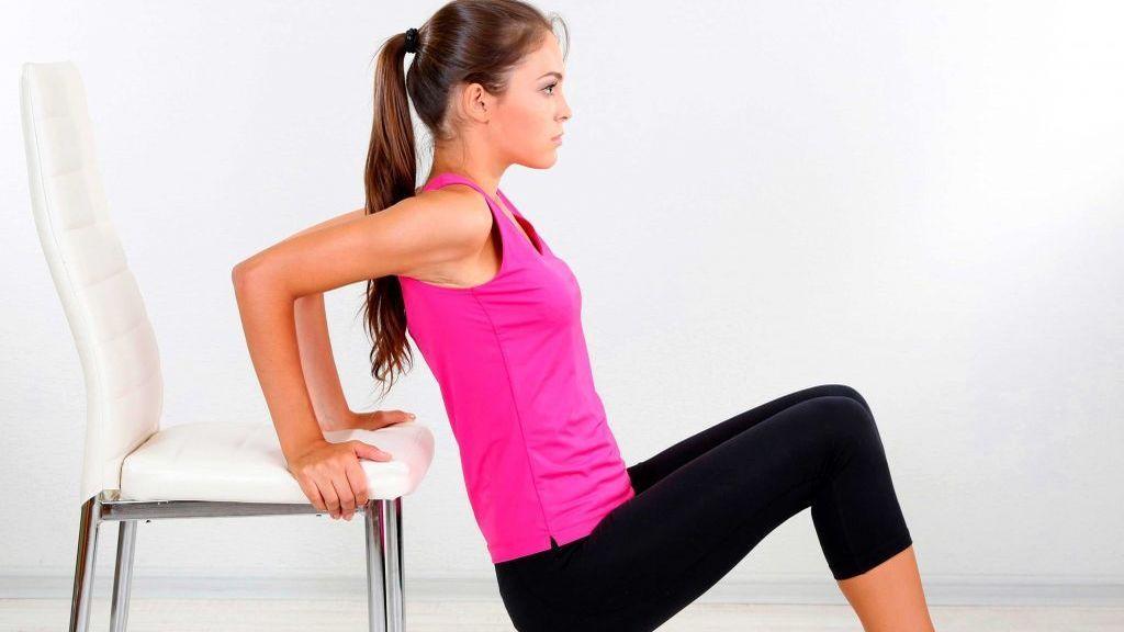 Rutina de entremaniento en casa para brazos en solo 30 minutos