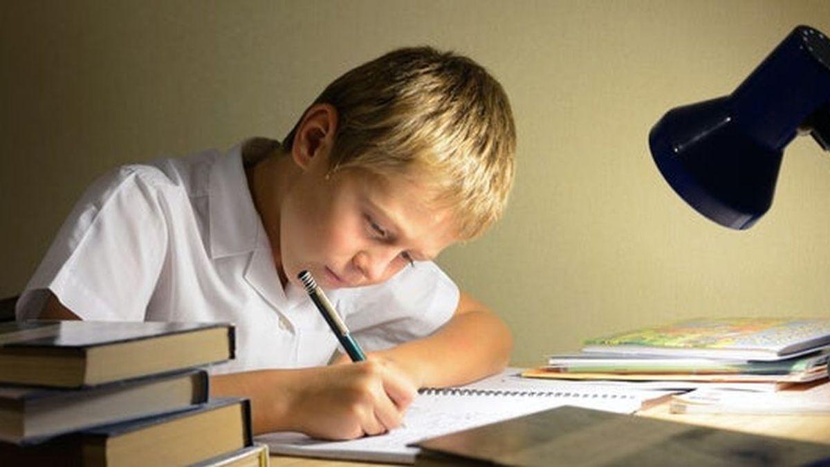 Será muy importante que los niños sigan una rutina con sus deberes.