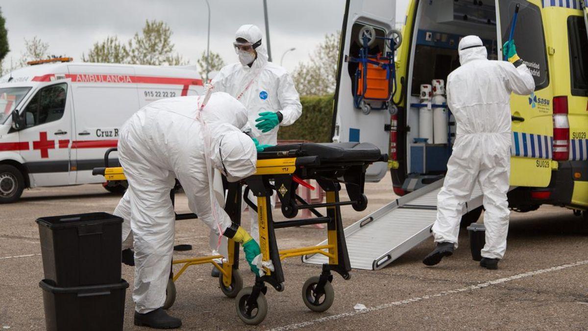 Las cifras del coronavirus ascienden a los 1,85 millones de contagiados y 114.000 muertos en todo el mundo