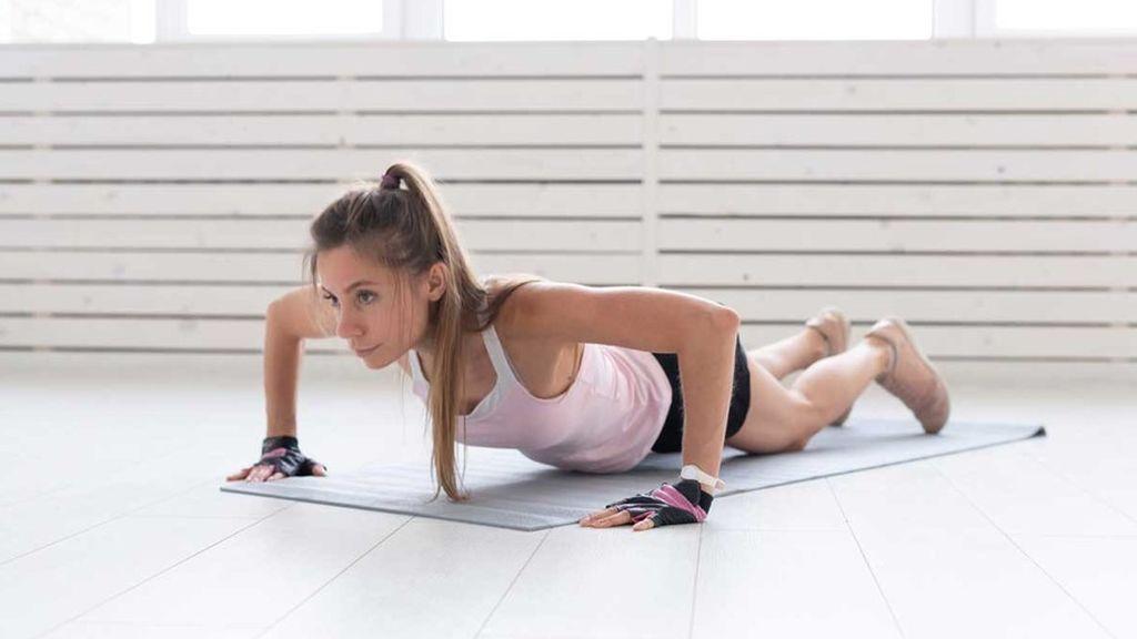 Ejercicios para entrenar pecho en casa durante 30 minutos