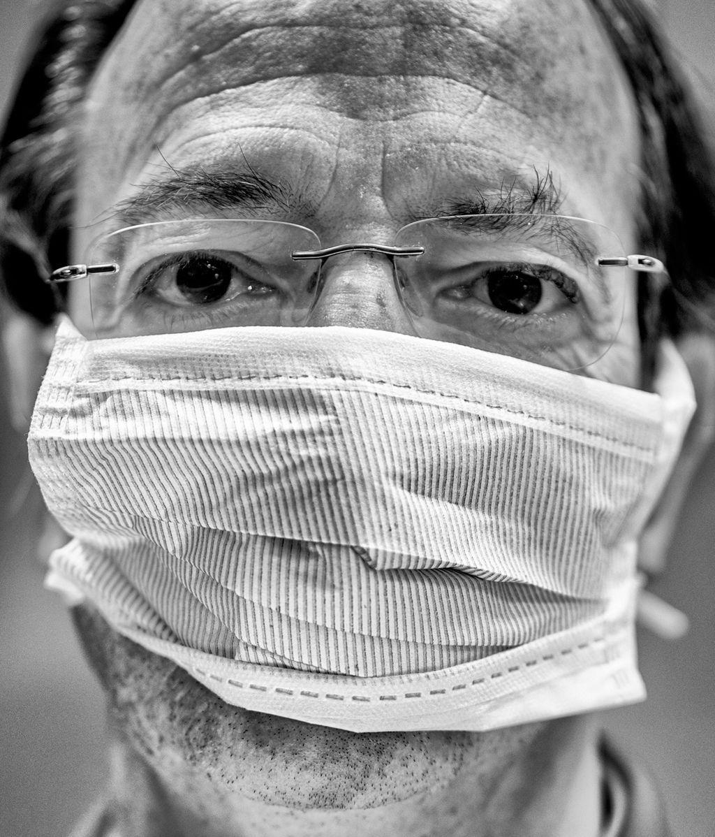 Manolo Barroso (60), carnicero